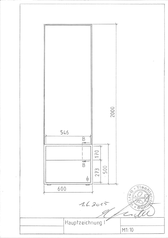 skizzen und technische zeichnungen von meinem gesellenst ck. Black Bedroom Furniture Sets. Home Design Ideas